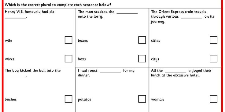 Three differentiated plurals activities to practice question types from the KS2 2015 (Levels 3-5) SPAG test (New Curriculum 2014).