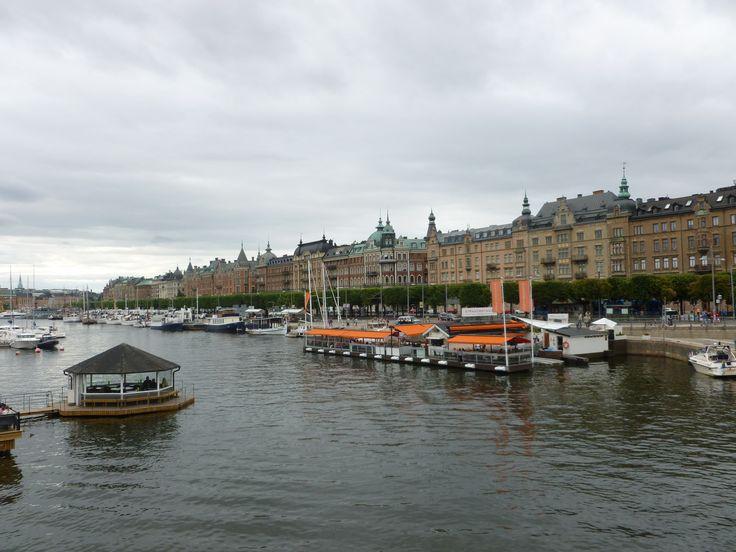 Waterfront building, Stockholm