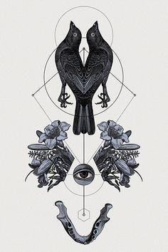 geometric blackwork tattoos | Search Results Innovative Geometric Tattoo - Design Tattoo