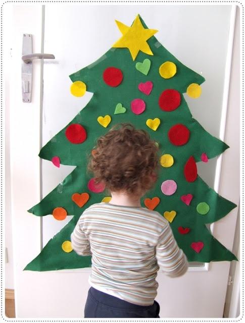 The House of Häusl-Vad: Vánoční stromeček pro nejmenší (Weihnachtsbaum für die Kleinsten)