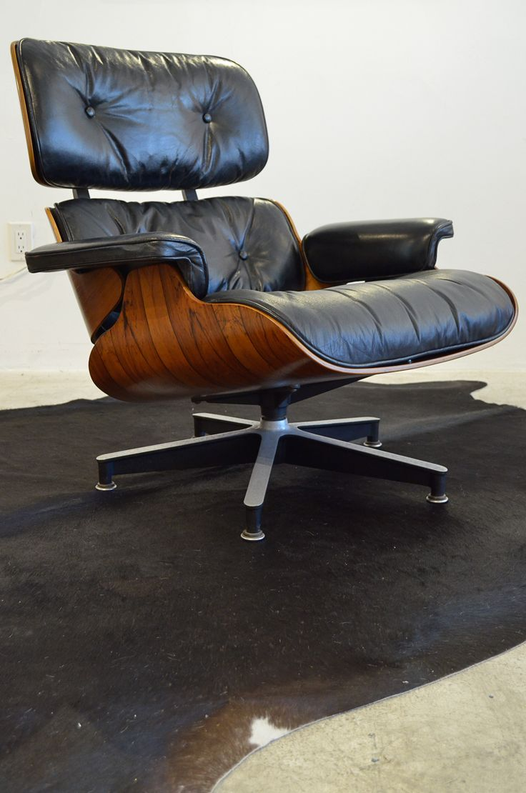 Vintage eames lounge chair - Vintage 70 S Rosewood Eames 670 Lounge Chair Does Not Include Ottoman Dimensions 33 In Hx34