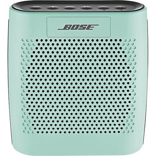 Bose - SoundLink Color Bluetooth Speaker - Mint - This one seems awesome, but something similar would be fine too (mint, teal, silver, or chocolate) l