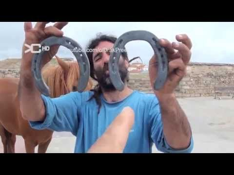 Curso herraje tradicional de caballos 4.8 - YouTube