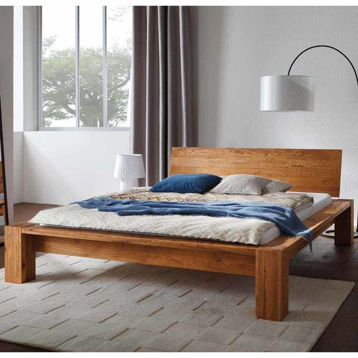 Die besten 25+ Futonbett Ideen auf Pinterest Futonbett mit - schlafzimmer eiche massiv