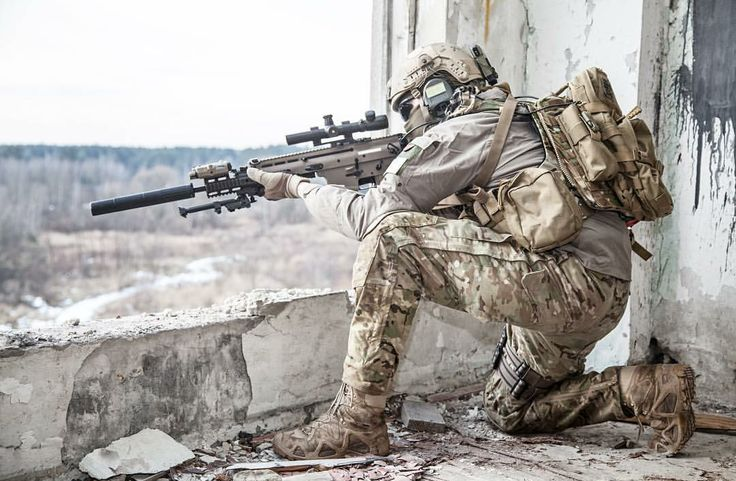 "special-operations: "" Invisible souls leave .308 holes """