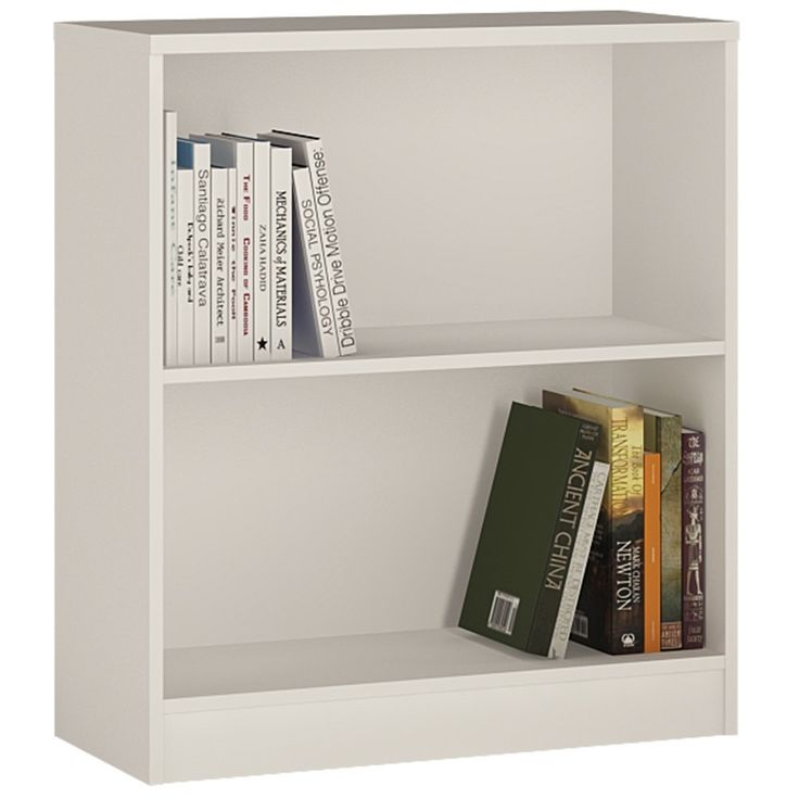 4 You Low Wide Bookcase in Pearl White - The flexible shelving provided by  this high - Best 25+ Wide Bookcase Ideas On Pinterest Ana White Bookshelves