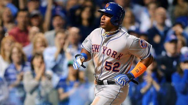 #MLB: El cubano Yoenis Céspedes sólo tiene en la mira darle un título a los Mets