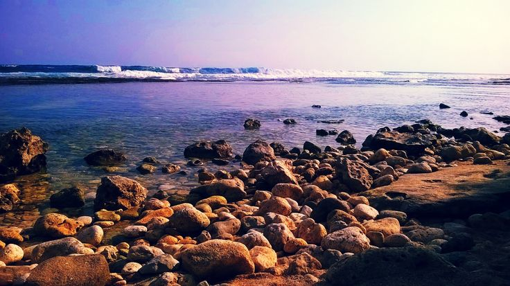 Pantai Ngrenehan, GunungKidul, YK