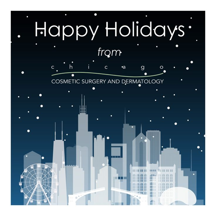 We hope you have a VERY merry #Christmas today with your friends and family! From all of us at Chicago Cosmetic Surgery and Dermatology! #christmastime #christmas2017 #christmasmood #chicago #chicagodermatology #rivernorthchicago #ccsd #merrychristmas #merryxmas
