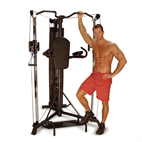 If you want to take your fitness to a new level then, the ☛ Inspire Fitness Pt1 Functional Trainer ☚ is something to give full consideration for a future purchase.  Smooth Pulley Function Multi Function Belt Optional Bench Or Upright Workout Variable Cable Resistance Adjustable Pulley Smooth Workouts