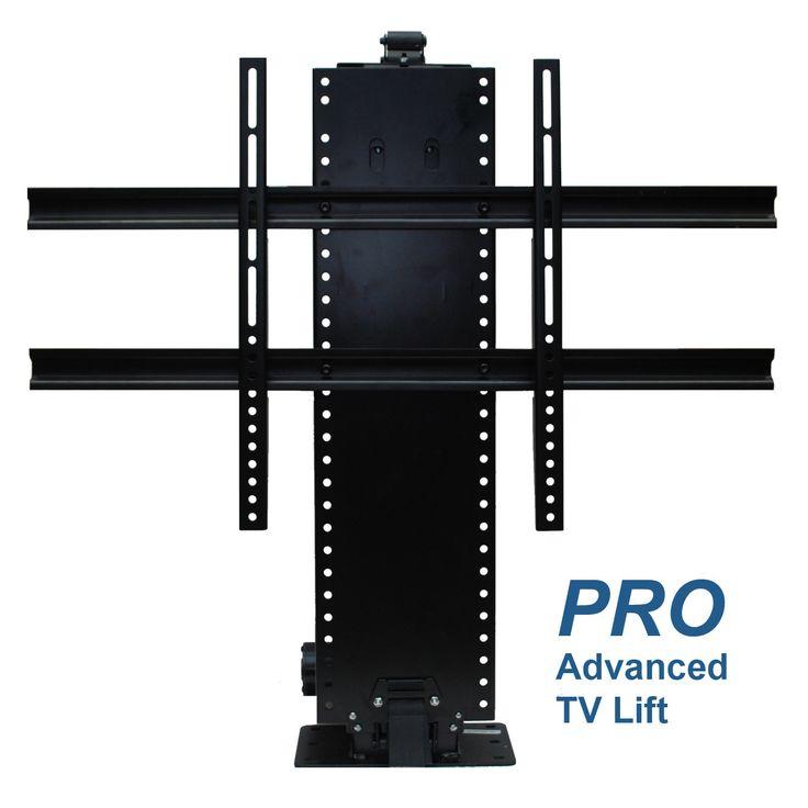 Whisper Lift II PRO Advanced TV Lift for Flat Panel Screens