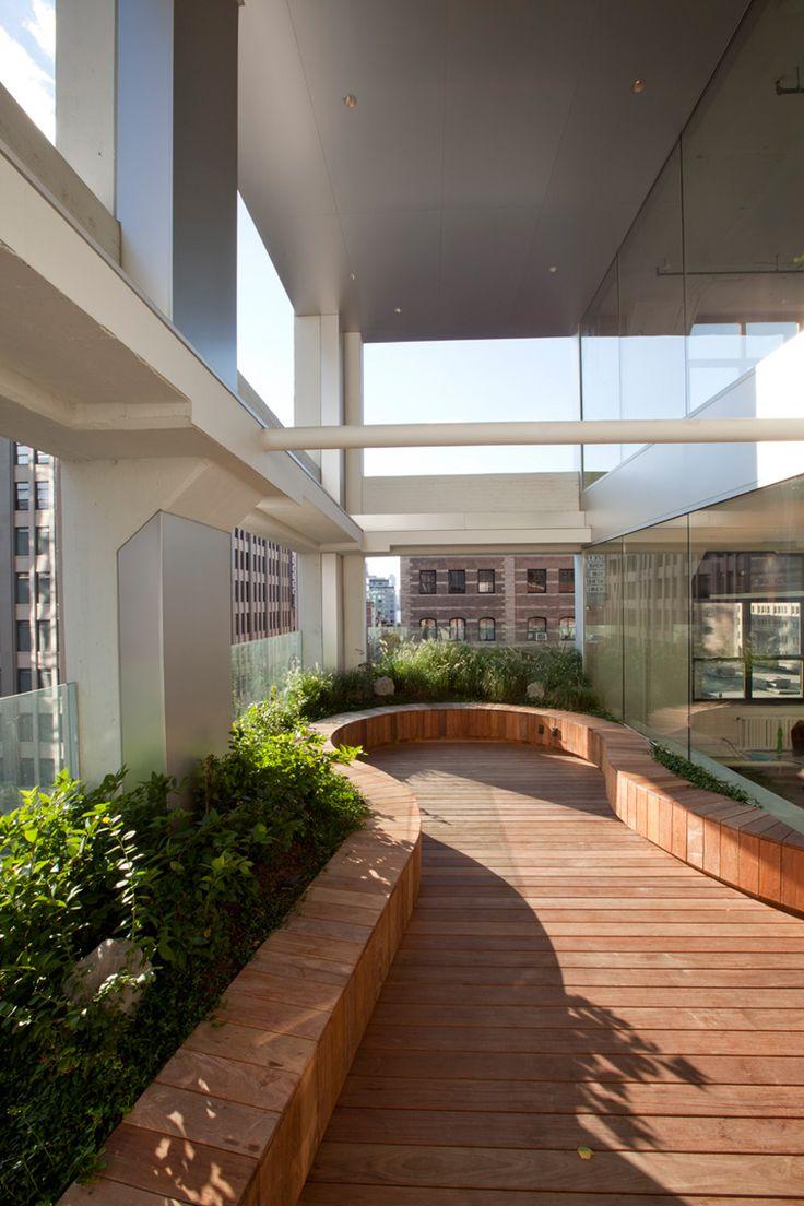 wieden+kennedy's 50,000 sq.ft new york office space by WORKac