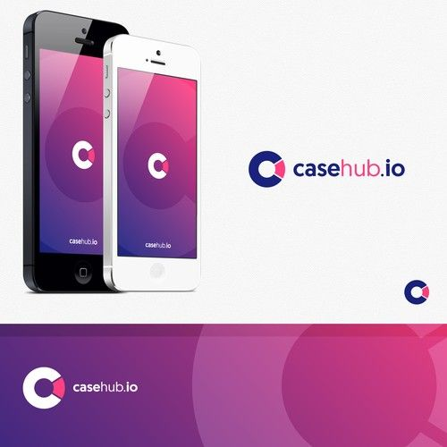 QCAT and or casehub.io - modern app logo to compete against corporate dinosaur designs (Diverted) tags, takes notes, searching and analytics of documents for legal cases and investigations...
