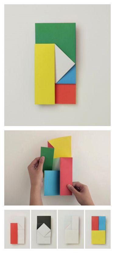 origata - fold in fold out  Référent projet de fin d'année - Territoire…