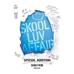 Gratis download daftar kumpulan lagu dari album BTS - Skool Luv Affair (Special Addition), album bergenre K-Pop, Music, Pop, Rock, Hip-Hop/Rap, Rap ini dirilis pada tanggal 14 Mei 2014 oleh perusahaan rekaman Big Hit Entertainment. Silahkan klik tautan nama atau judul lagu dibawah untuk mengunduh gratis MP3 BTS - Skool Luv Affair (Special Addition). Track