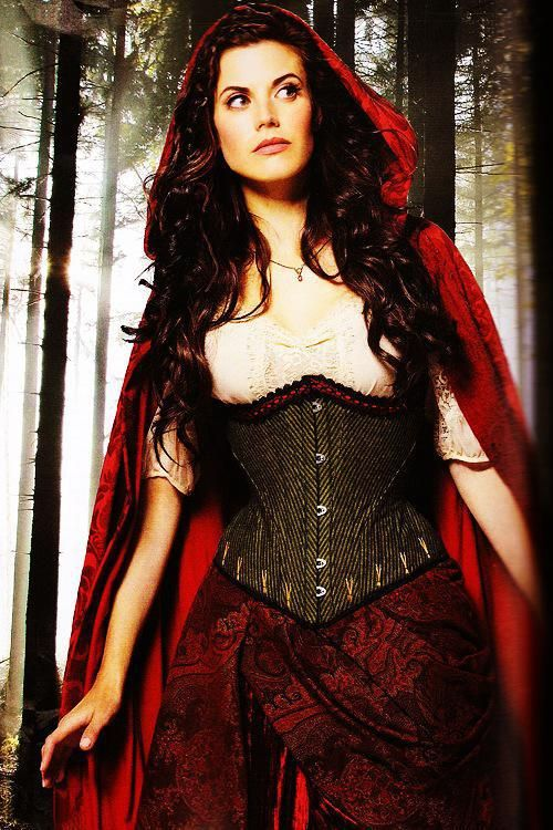 Meghan Ory | Once Upon A Time's Red Riding Hood, aka Ruby