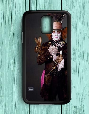 Had Matter From Alice In Wonderland Samsung Galaxy S5 Case