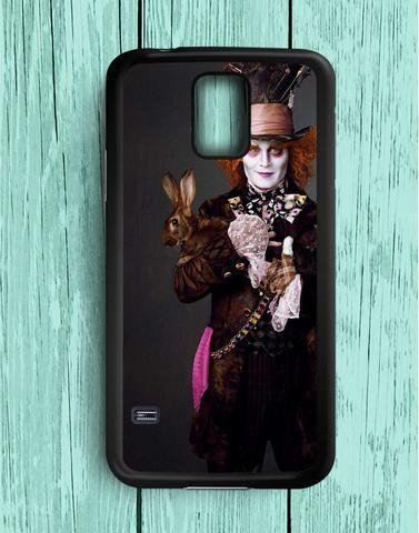 Had Matter From Alice In Wonderland Samsung Galaxy S5 Case