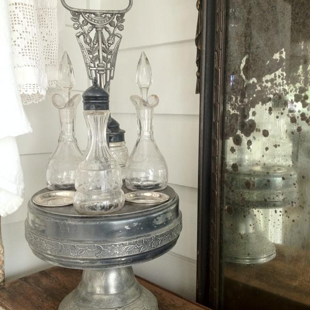 My newest tarnished silver piece wwwsavvycityfarmer.com