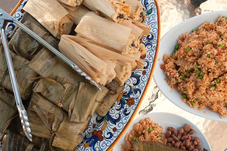 Red Chile Tamale Sauce from Tamales 101