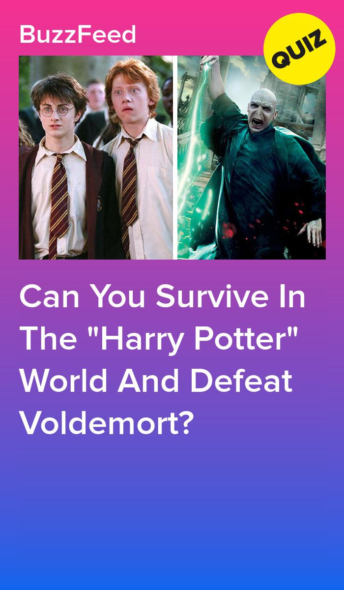 Can You Survive All Seven Harry Potter Books And Defeat Voldemort Harry Potter Voldemort Harry Potter House Quiz Harry Potter Personality