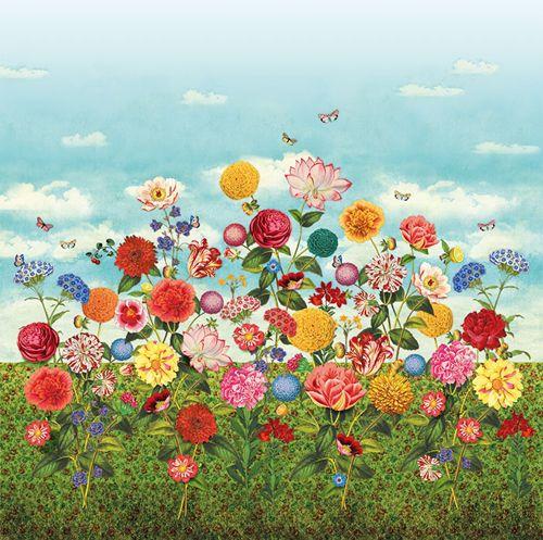 Wild Flowerland fra Pip Studio