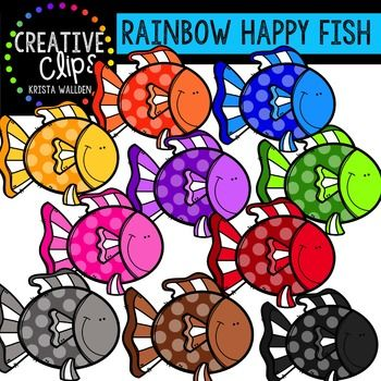 This 12-image set is full of colorful, happy fish! Included are 11 vibrant…