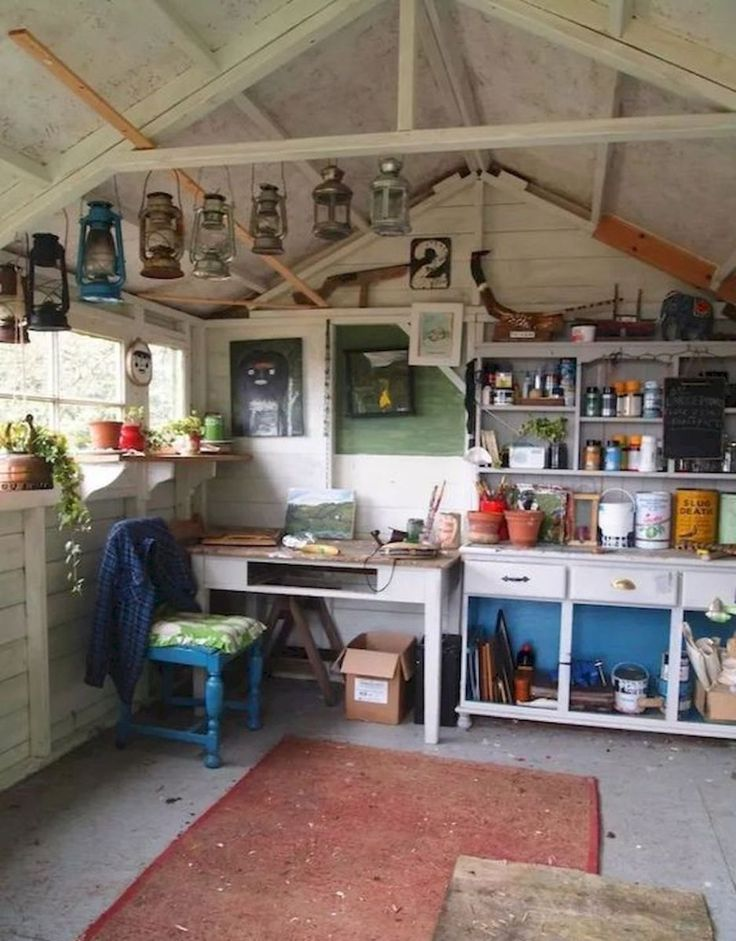 70 favorite diy art studio small spaces ideas 1 with