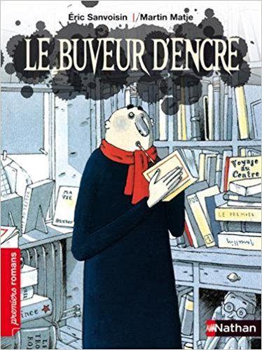 Amazon.fr - Le buveur d'encre - Éric Sanvoisin, Martin Matje - Livres