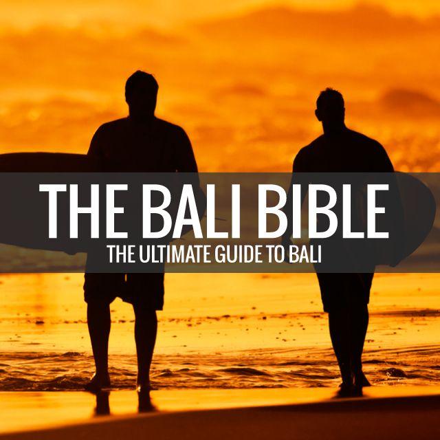 BALI'S BEST COFFEE SPOTS - The Bali Bible