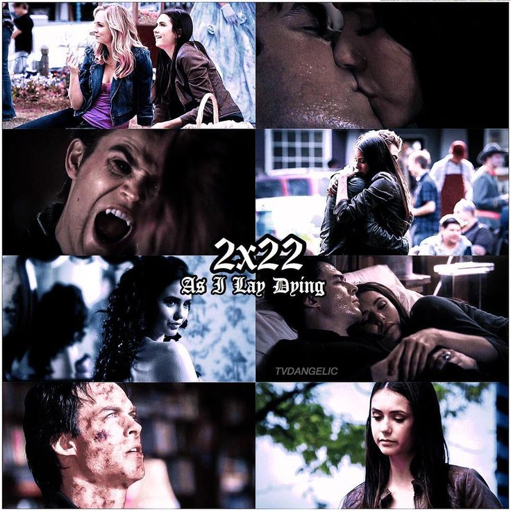 "+ // [2x22] ""as i lay dying""  - - so here's the second edit belonging to the 'finale concept' i announced in my previous post the season 2 finale might just be my favorite finale ever  i just loved the delena scenes & all the emotional ones in general"