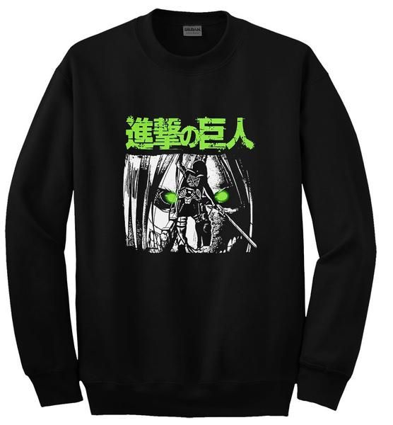 Attack on Titan sweatshirt