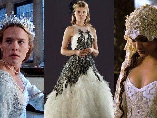 Harry Potter Fleur Delacour Wedding Dress Good Harry Potter Bridal