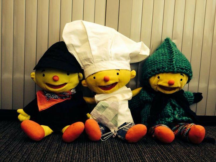 Puk kleding!! Patronen zijn te vinden op www.bco-onderwijsadvies.nl