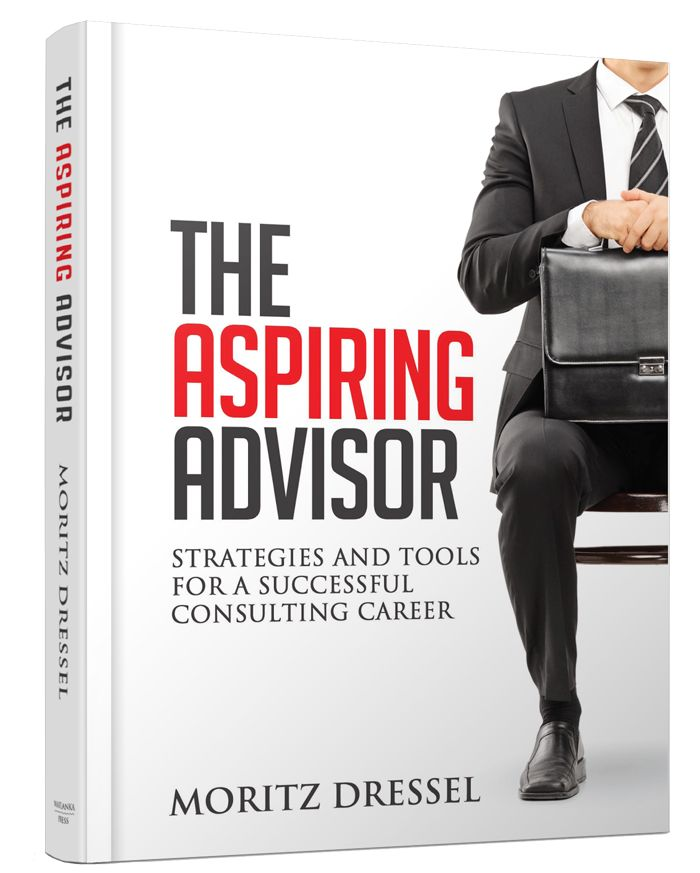 """Moritz Dressel is management consultant with broad experience in all aspects of post-merger integration, joint ventures and strategic alliances. He is the author of the no. 1 survival guide for consulting career starters, """"The Aspiring Advisor – Strategies & Tools for a Successful Consulting Career"""". We have conducted an interview with him."""