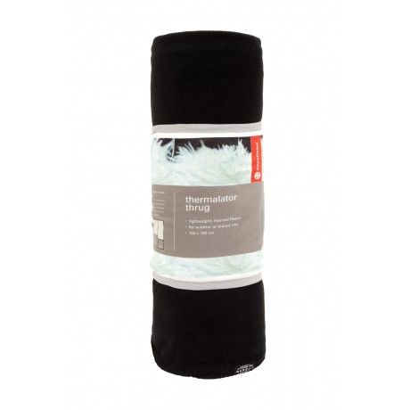 A light weight, extra soft, thermal fleece blanket for outdoor or indoor use.