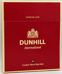 Sigarette Dunhill International