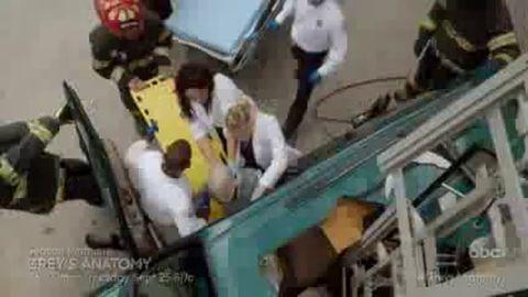 Vidéo Grey's Anatomy Staffel 11: Sneak-Peek...