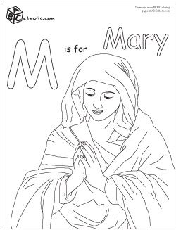 108 best coloring pages images on pinterest catholic children  catholic kids and coloring books Catholic Alphabet Coloring Pages Printable  Catholic Abc Coloring Book