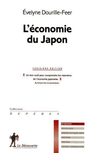Après une période de reprise, l'économie japonaise est heurtée de plein fouet par l'onde de choc de la crise des subprimes sur le commerce mondial. A peine remise, le triple choc de mars 2011 (tremblement de terre, tsunami et accident nucléaire) la fait vaciller. Avec l'arrivée au pouvoir du Premier ministre Shinzo Abe, fin 2012, des perspectives de rebond s'esquissent. Cote : 2-2/JAP DOU