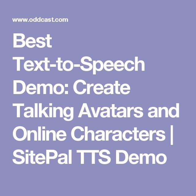 Oddcast Text To Speech Mp3