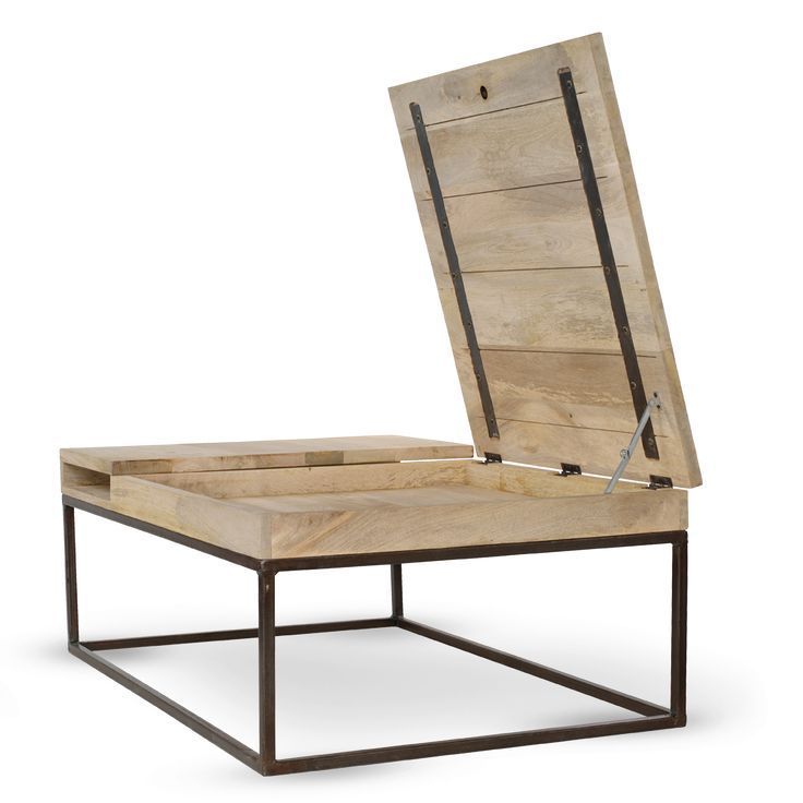 Table Avec Rallonge sur Pinterest  Rallonge de table, Table rallonge ~ Table Tele En Bois