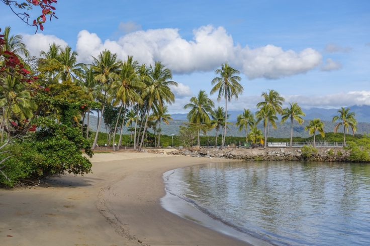 Relax, unwind and discover Port Douglas Located just an hour north of the Cairns Aiport via the Great Barrier Reef Drive, Port Douglas is a vibrant, fun, tropical village on the doorstep of the Great Barrier Reef and the Daintree Rainforest.