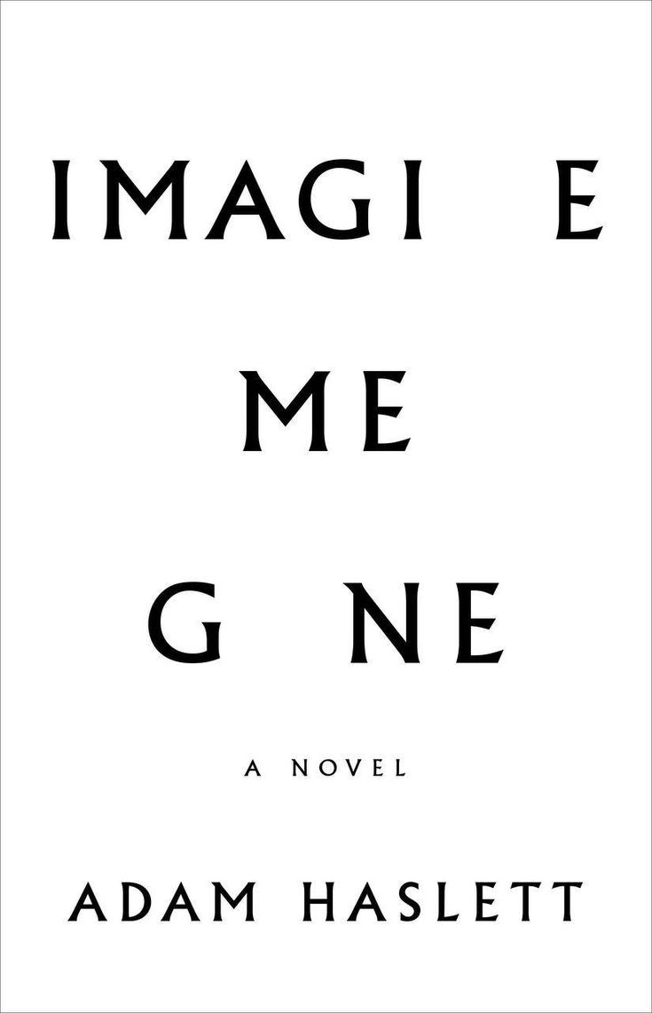 Imagine Me Gone By Adam Haslett  Book Review
