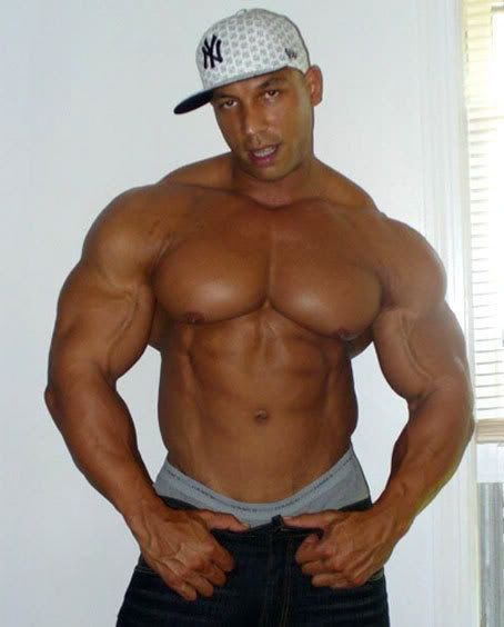 from Emmet gay black male body builder