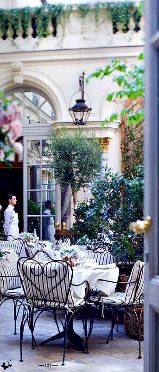 Ralph's Restaurant (Lauren) ~ Blvd Saint-Germain, Paris, France