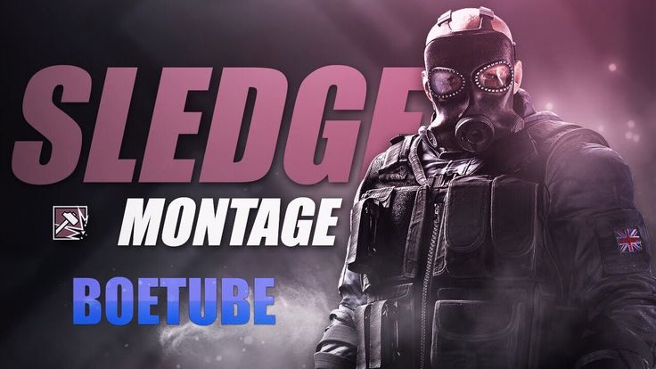 [Video] This is my Rainbow six Siege montage plz watch and leave Some feedback