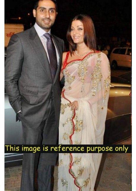 #Aishwarya #Rai Designer #Bollywood #Saree #Sari - 14 - Bollywood Replica Sarees - By Style - SAREES - Women - Categories #Индия #сари #Болливуд