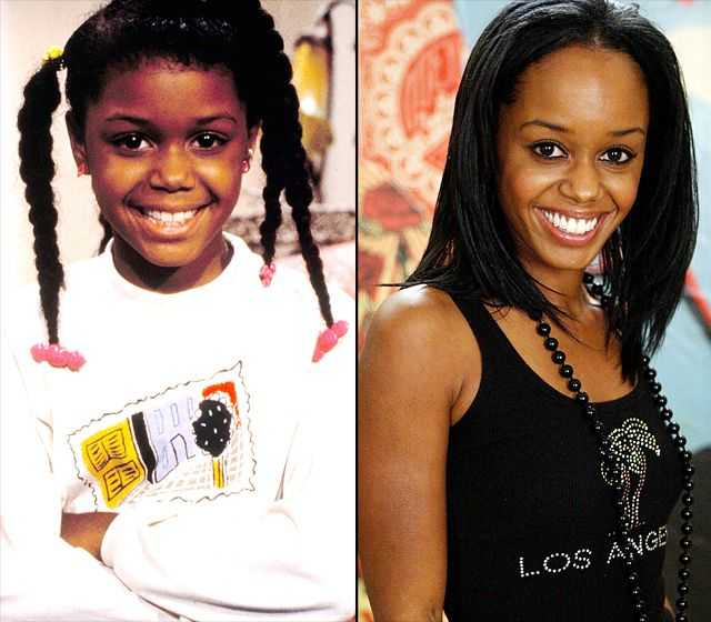 "Jaimee Foxworth. After leaving Family Matters, she began abusing drugs and alcohol — and supported her habit by starring in porn flicks by the age of 19. In 2008, she received help on VH1's Celebrity Rehab With Dr. Drew. In an interview with Oprah in 2014, Foxworth admitted she got sober when she got pregnant with her son. ""I made a prayer to god if you give me the healthiest son, I'll stop,"" she said."