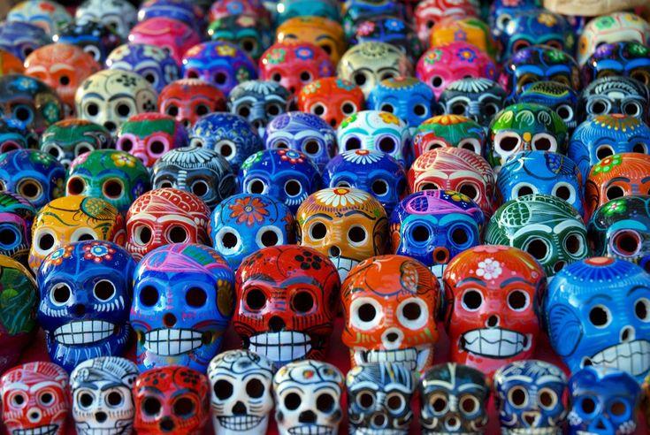 Actualités – El dia de los muertos au Mexique - Blog voyage Evaneos | Blog voyage Evaneos